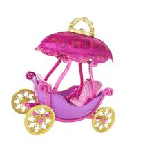 Barbie and The Three Musketeers Magical Balloon Carriage
