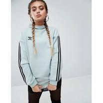 adidas Original Three Stripe Sweatshirt