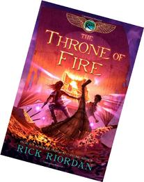 The Kane Chronicles Book 2: Throne of Fire