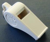 Acme Thunderer 660 Whistle with Lanyard