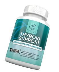 Thyroid Support Supplement - For Wellness, Diet & Weight