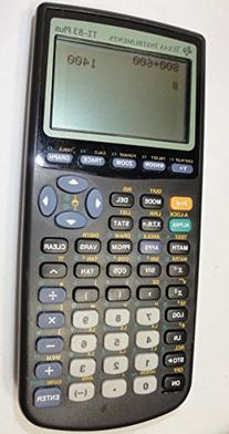 Texas Instruments TI-83 Plus Programmable Graphing