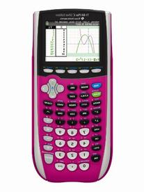 Texas Instruments TI-84 Plus C Silver Edition Graphing