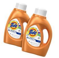 Tide+ Bleach Alternative 2X Liquid Laundry Detergent