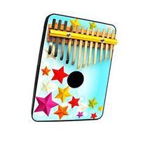 Tie Dye 12 Note Thumb Piano