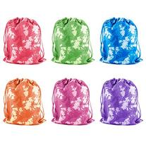 Tie-Dyed Camouflage Drawstring Bags Party Favors, Arts &