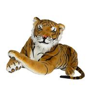Best Choice Products Tiger Plush Animal Realistic Big Cat