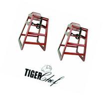 TigerChef TC-20197 Wooden High Chair