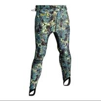 New Tilos Uv Spearfishing Green Camouflage Lycra Spandex