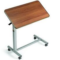 Invacare Tilt Top Overbed Table - Tilt-Top Over Bed Table