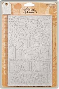 Advantus Corporation Tim Holtz Idea-ology Grunge Blocks