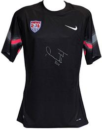 Tim Howard Signed USA Soccer Authentic Short Sleeve