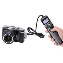 Neewer Digital Timer Shutter Release Remote Control with LCD Display for Olympus E-400 E-410 E-420 E-450 E-510 E-520 SP-590 E30 E-P1 E-P2 E-600 E-620