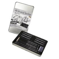 Royal & Langnickel Small Tin Graphite Sketching Set