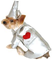 Anit Accessories 16-Inch Tin Puppy Dog Costume, Medium