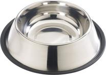 Ethical 16-Ounce No-Tip Stainless Dish