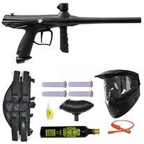 Tippmann Gryphon Paintball Marker Gun 3Skull 4+1 9oz Mega