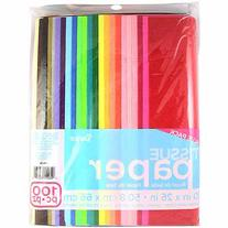 Darice Tissue Paper Value Pack, Assorted Colors