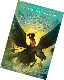 Percy Jackson and the Olympians Series #3 :The Titan's Curse