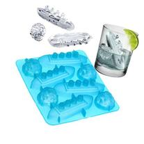 Titanic Shape Ice Tray