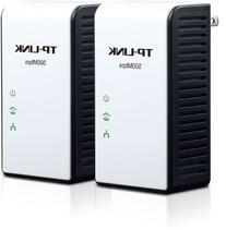 TP-LINK TL-PA511 KIT AV500 Powerline Gigabit Adapter Starter