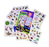 TMNT Teenage Mutant Ninja Turtles Temporary Tattoos - 75