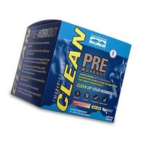 TMRFit Clean Series Pre Workout Trace Minerals 20 packets
