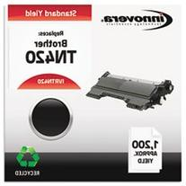 Brother TN420 Toner Cartridge - Retail Packaging - Black, 5-