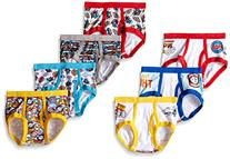 Disney Junior Toddler Boys 7-pk. Briefs 4T Multi
