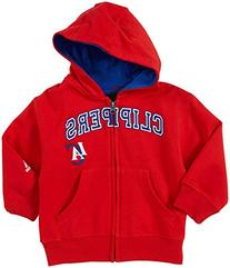 Adidas Toddler Fullzip Hoodie - Clippers - 3T