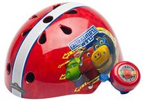 Chuggington Toddler Hardshell Helmet with Bell