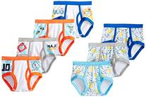 Disney Frozen Toddler Boys' Olaf Underwear, 7-Pack