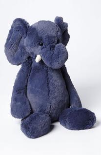 Toddler Jellycat 'Bashful Elephant' Stuffed Animal