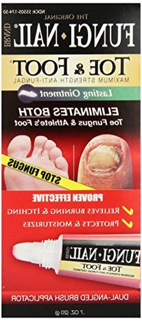 Fungi Nail Toe and Foot Ointment, 0.7 Ounce