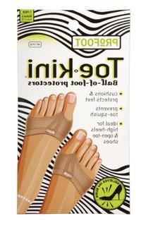 Profoot Toe-Kini Ball of Foot Protectors - 1 Pair