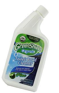 GreenShield Organic Toilet Bowl Cleaner Pine - 24 oz