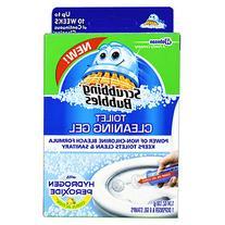 Scrubbing Bubbles Toilet Cleaning Gel with Hydrogen Peroxide