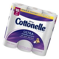Cottonelle Toilet Paper 18 ROL