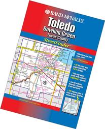 Rand McNally Toledo & Bowlng Green/lucas County StreetFinder