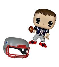 Tom Brady NFL New England Patriots POP! #05 Vinyl Figure