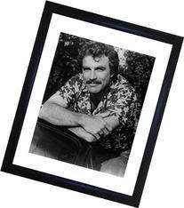 Tom Selleck Framed Photo