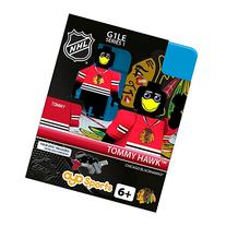 Tommy Hawk Mascot NHL Chicago Blackhawks Oyo G1S1 Minifigure