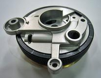 Technics Tone Arm Base Assembly for SL1200MK2 Silver