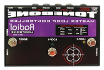 Radial Tonebone Loopbone Effects Pedal Looper Pedalboard