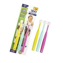 Baby Buddy 360 Degree Toothbrush-Innovative 6-Stage Oral