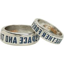 Hot Topic Doctor Who TARDIS His & Hers Ring Set