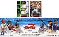2012 Topps Baseball Exclusive 666 Card Factory Sealed