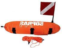 SOPRAS SUB TORPEDO FLOAT Freediving Spearfishing Buoy Scuba