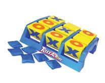 Toss Across Classic and Original Tic-Tac-Toe Game