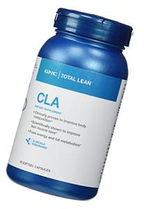 GNC Total CLA Dietary  Supplement, 90 Count